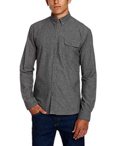 Selected Homme Camisa Hombre Morgan Blanco