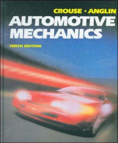 Automotive Mechanics PDF