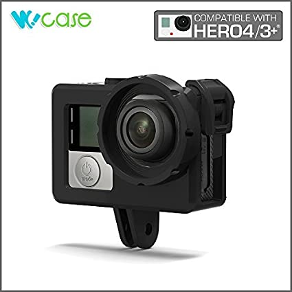 BacPac-Frame-mount-for-GoPro-HD-HERO3+-3-Cameras-WoCase