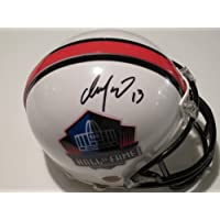Dan Marino Miami Dolphins / Hall of Fame Signed Autographed Mini Helmet Coa with Matching Numbers