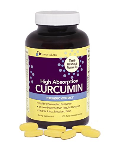 High-Absorption-CURCUMIN-TURMERIC-Extract-by-InnovixLabs-100-Time-Release-Tablets-Award-Winning-Curcumin-C3-Reduct-Curcumin-C3-Complex-BioPerine-3X-More-Powerful-than-regular-Curcumin-extracts