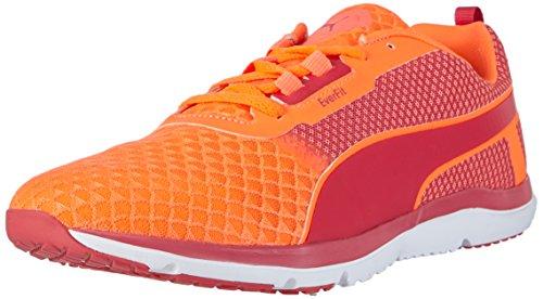 Puma Pulse Flex XT Core Wns - Zapatillas para deportes de interior de Material Sintético para mujer Naranja O 35.46€