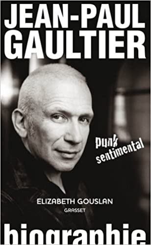 livre biographie jean paul gaultier