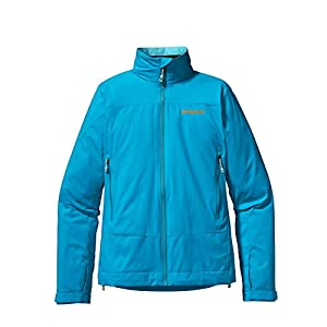 Patagonia W'S Solar Wind Jacket Veste coupe vent femme Curacao XS