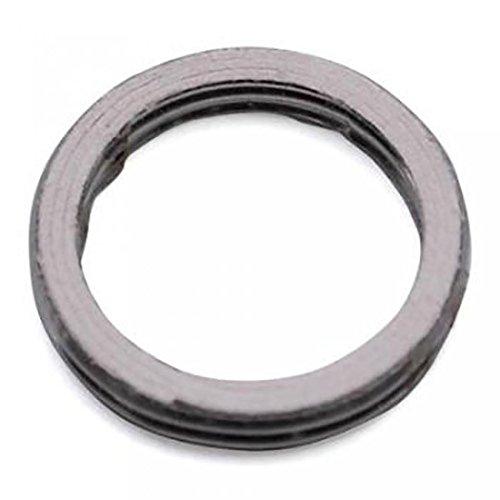 Joint de pot d échappement MBK Spirit pour 50 cc de 1995 a 2012 253 etat Neuf Joint de pot d échappement rond diamètre interieur 25 mm exterieur 34 mm epaisseur 3.5 mm