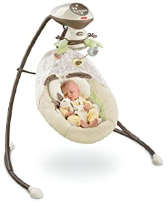 Fisher-Price Cradle 'N Swing by Fisher-Price