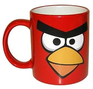 Angry Birds Ceramic Mug Red Bird