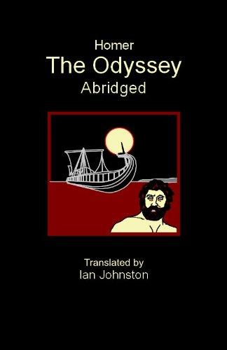Homer. - Odyssey-abridged