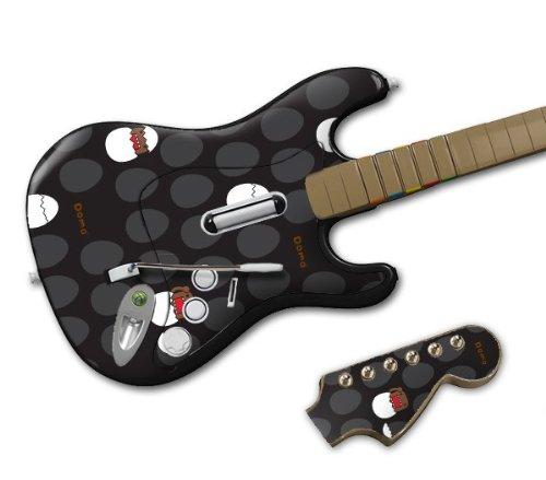 Zing Revolution MS-DOMO30028 Rock Band Wireless Guitar- Domo- Eggs Skin