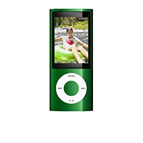 Apple iPod nano 16 GB Green (5th Generation) NEWEST MODEL