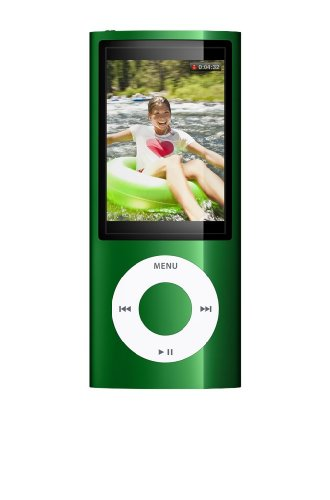 Apple iPod nano 16 GB Green (5th Generation) OLD MODEL