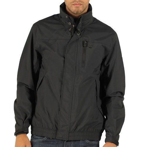 Timberland Mens TFO Waterproof Bomber Jacket Black