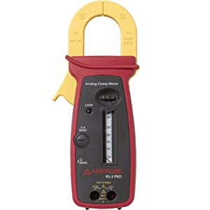 Amprobe RS-3 PRO CAT IV 300A Analog Clamp Meter