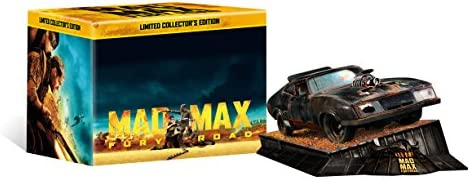 Mad Max: Furia En La Carretera - Car Special Edition (BD + DVD + Copia Digital) [Blu-ray]