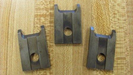 "Corob Molding Knife: #32 1/8"" Radius Eased Edge"
