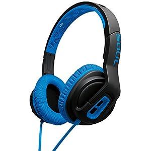 ソウル ダイナミック密閉型ヘッドホン(エレクトリック・ブルー)SOUL On-Ear headphones TRANSFORM Blue TRANSFORM BLUE