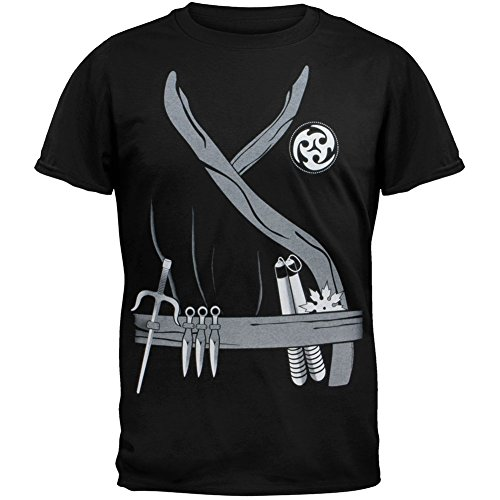 Ninja Assassin Costume T-Shirt