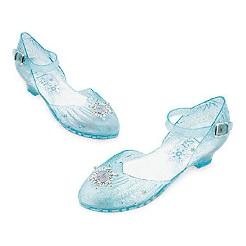 Disney Elsa Light up Costume Shoes for Girls