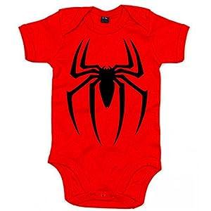 Body Spiderman araña películas marca Diver Bebe en BebeHogar.com