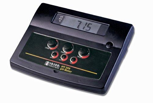 Hanna Instruments HI 209 pH/mV Bench Meter for Education