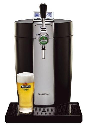 BeerTender from Heineken and Krups B95 Home Beer-Tap System