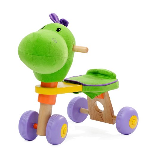 Hessie Child Toddler Ride On Dinosaur Walker