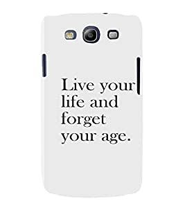 Ebby Premium Printed Mobile Back Case Cover With Full protection For Samsung Galaxy S3 Neo i9300i (Designer Case)