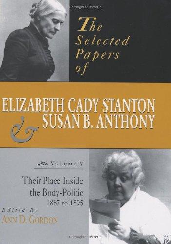 Essay on elizabeth cady stanton