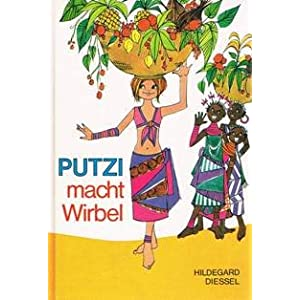 Putzi macht Wirbel.