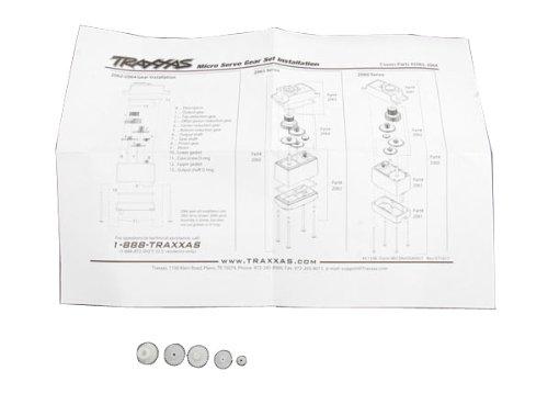 Traxxas 2064 Servo Gear Set for 2065 Servo - 1
