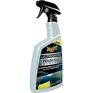 Meguiar's G3626 Ultimate Wash & Wax Anywhere Spray - 26 oz.