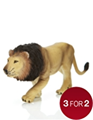 Male Lion Toy