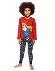 Cotton Rich Fireman Sam™ Pyjamas