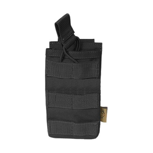 Flyye Combat EV Universal Single Magazine Ammo Pouch MOLLE System Airsoft Black