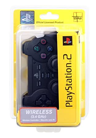 Officially Licensed PS2 Wireless Controller (assorted colors)