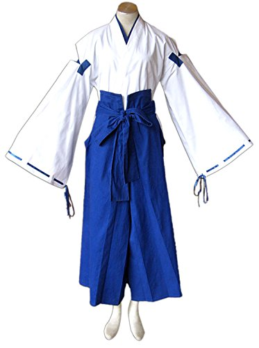 [Going Coser Airantou Ayane Kimono Cosplay Costume (Large, Multi)] (Ayane Cosplay Costumes)