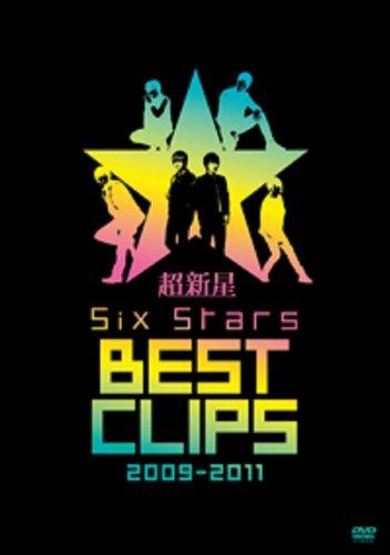 Six Stars BEST CLIPS 2009-2011 [DVD]