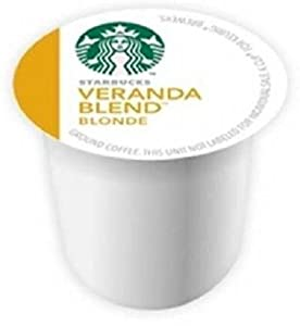 Starbucks Veranda Blend K-Cups , 54-Count