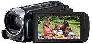 Canon デジタルビデオカメラ iVIS HF R42 ブラック 光学32倍ズーム IVISHFR42BK