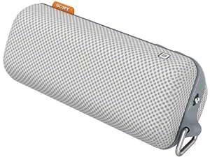 SONY ワイヤレスポータブルスピーカー Bluetooth対応 防滴仕様 ホワイト SRS-BTS50/W