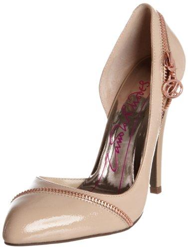 Zandra Rhodes Women's Hattie Nude Special Occasion Heels ZRS1108A 6 UK