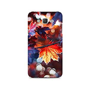 TAZindia Printed Hard Back Case Mobile Cover For Samsung Galaxy J5
