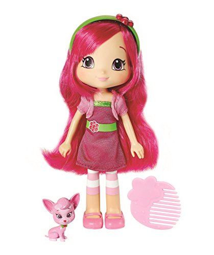 The-Bridge-Direct-Strawberry-Shortcake-Berry-Best-Friend-Raspberry-Torte-With-Chiffon-Fashion-Doll-6-Inch