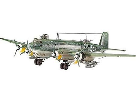 Revell - Maquette - Fw 200 C-5/C-8 Condor & Hs 293  - Echelle 1:72