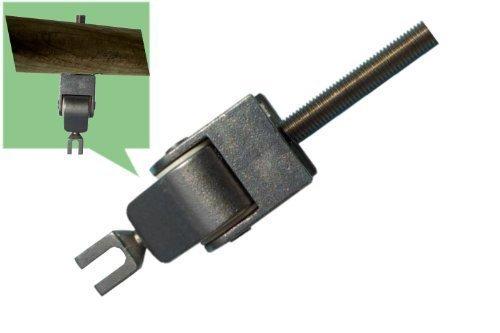 Giunzioni molla barre tonde m12x140mm