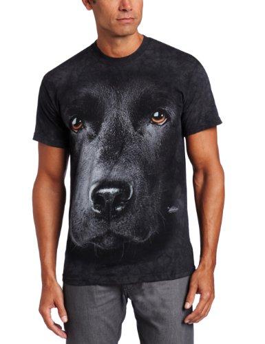 T-Shirt Labrador Big Face - Medium