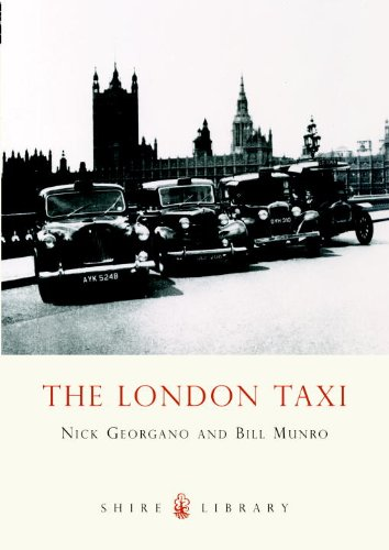 The London Taxi (Shire Library)
