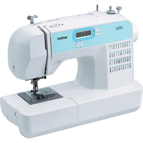 Brother CE4000 Lightweight Computerized Sewing Machine