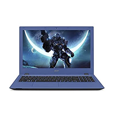 Acer Aspire E E5-573G-3100 15.6-inch Laptop (Core i3 5005U/4GB/1TB/Linux/Nvidia GeForce 920M Graphics), Blue