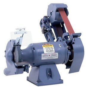 "1-1/2Hp 1Ph Wheel & Belt Grinder 8""X1""X3/4""3, 1Ea - Baldor Electric 248-181Td"